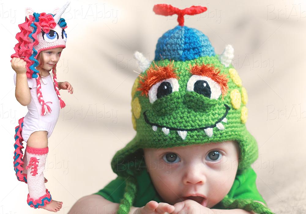 Crochet Halloween Costume Patterns