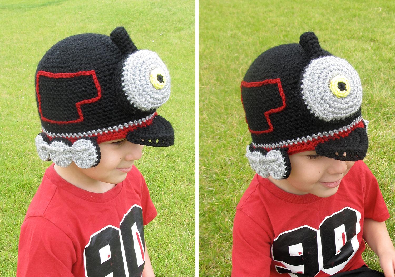 Adorable Train Hat