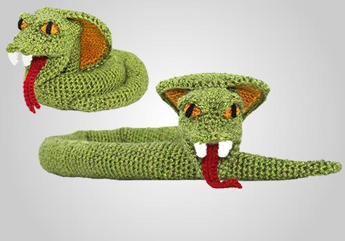Boo das Yeti Monster Amigurumi Häkelanleitung | 350x500