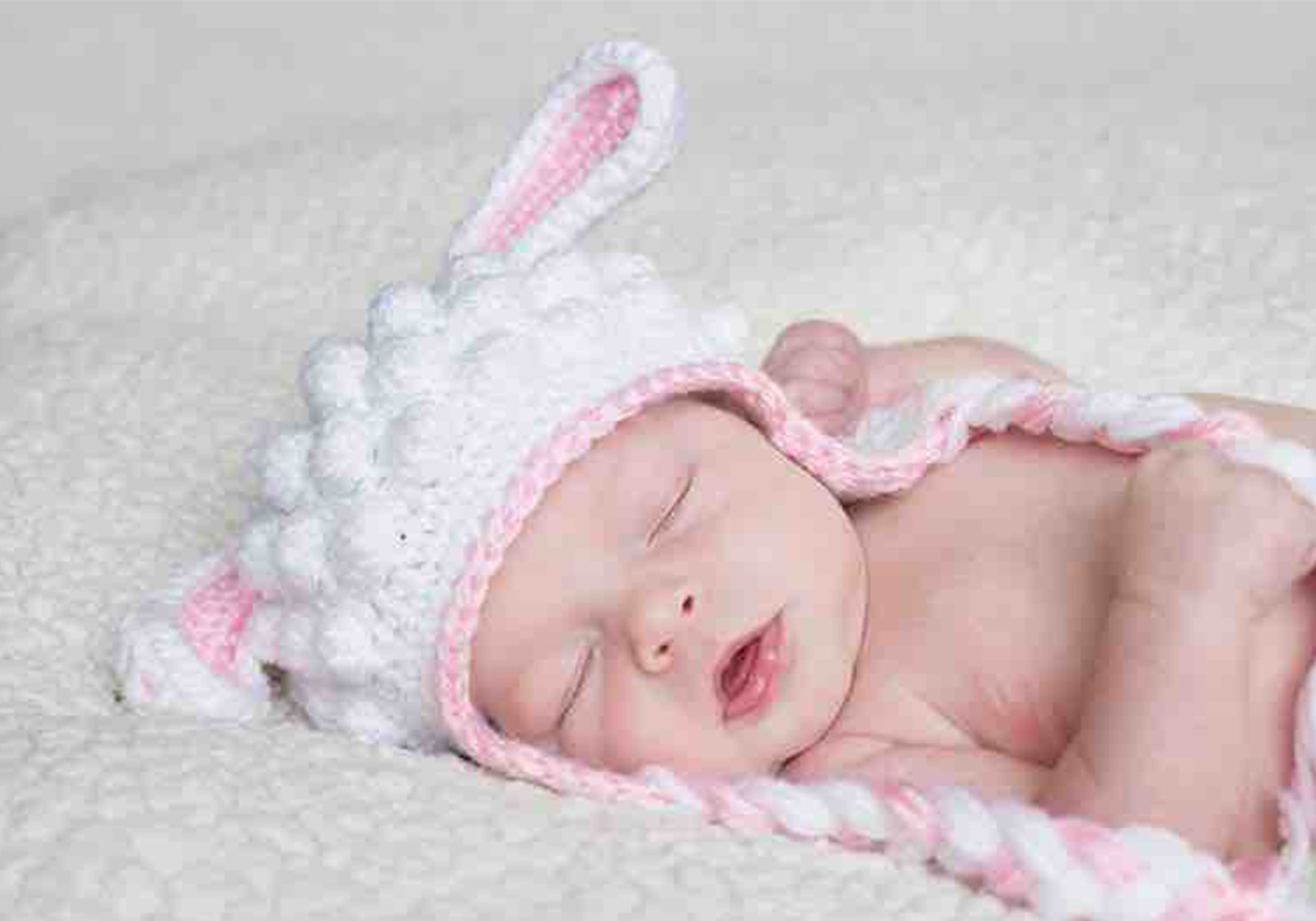 Cute Lamb Hat Pattern