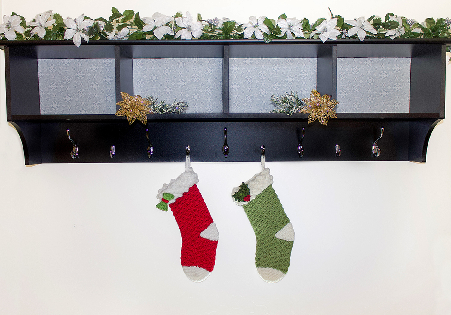 DIY Home Decor Christmas Stockings