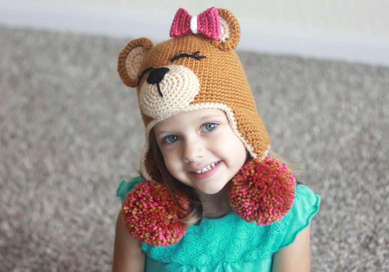 Bear Hat Pattern