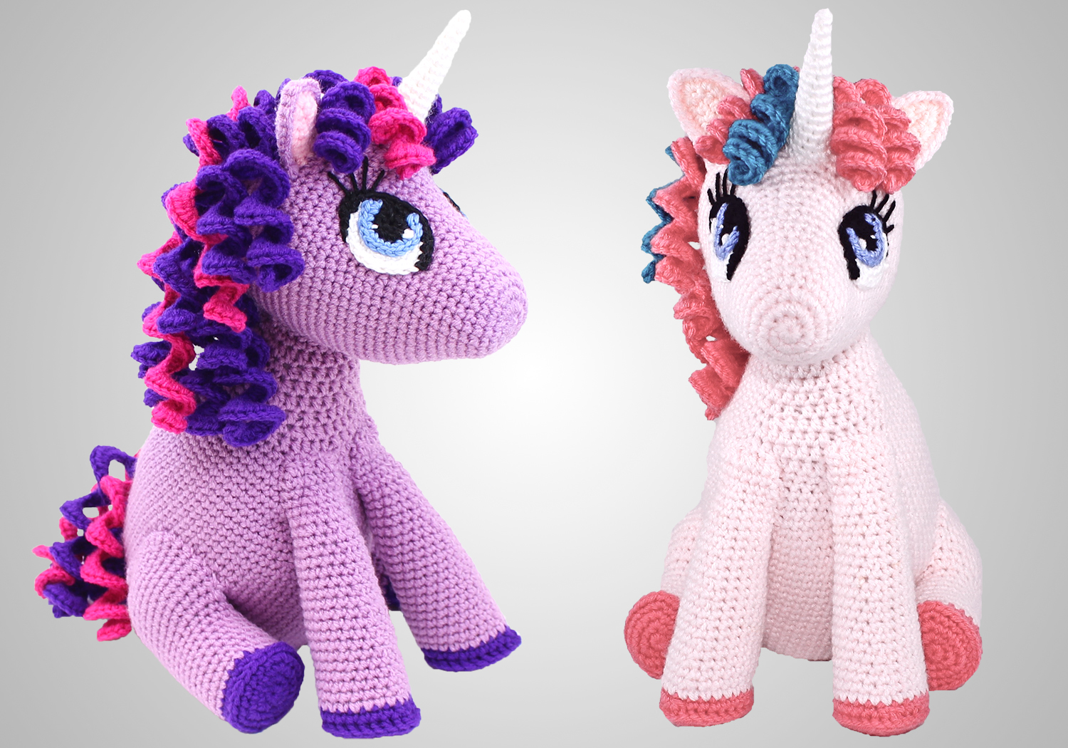 Unicorn Pony Toy Pattern