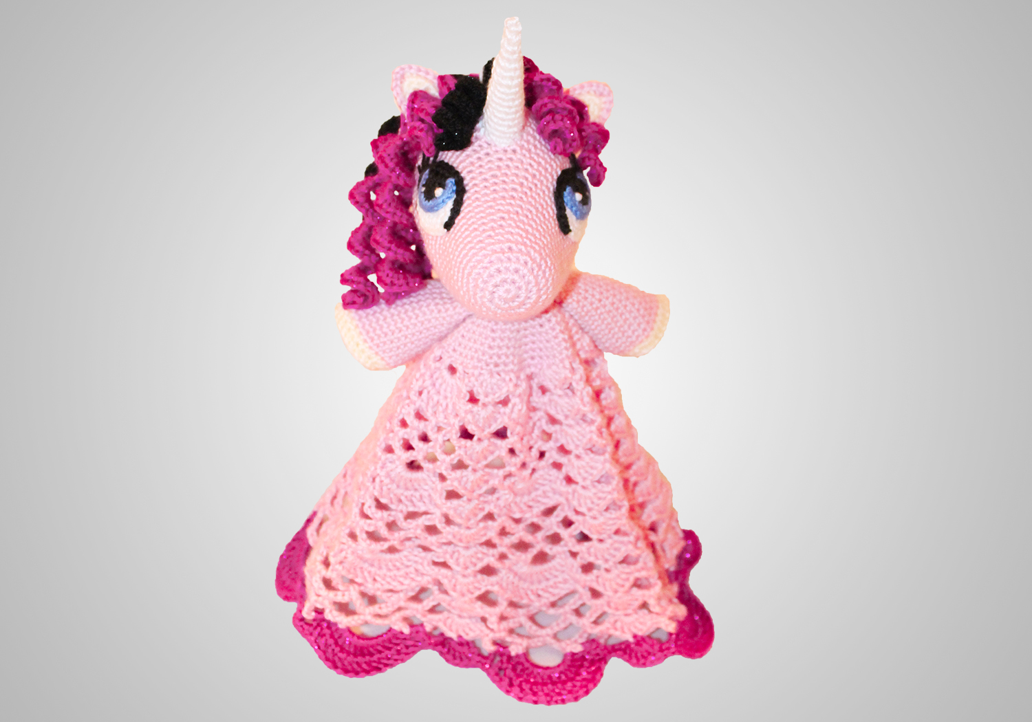 unicorn security blanket
