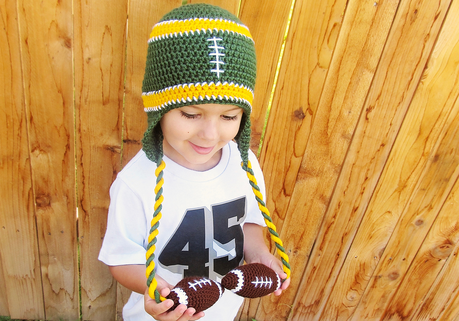 football hat crochet pattern