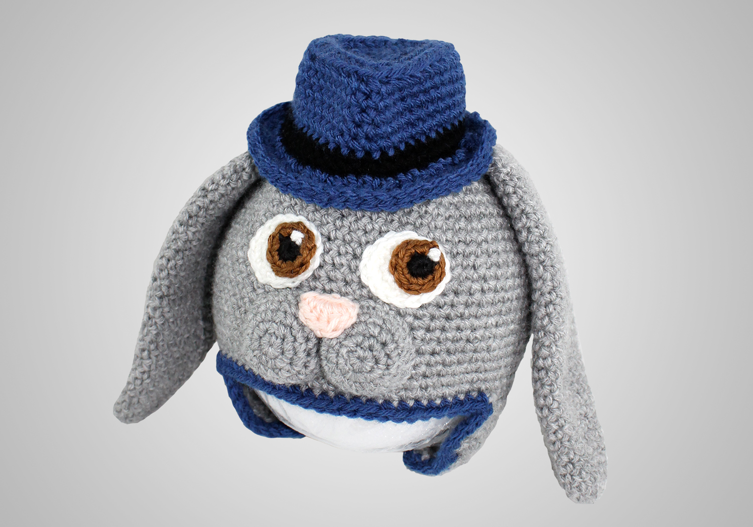 boy bunny hat pattern