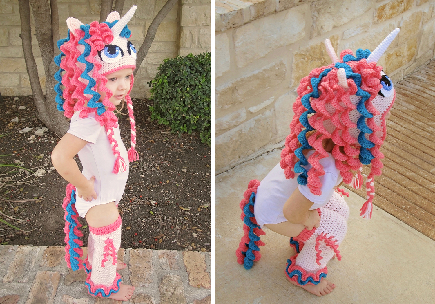 cute unicorn costume