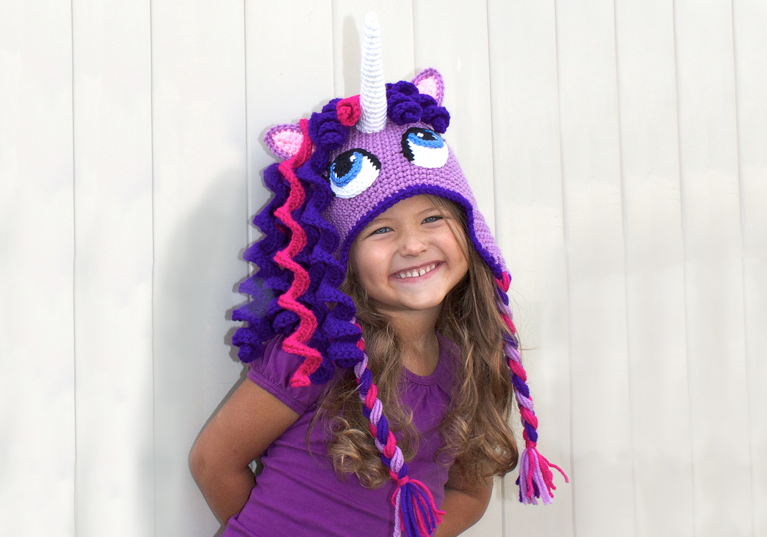 Easy Pony Hat Pattern