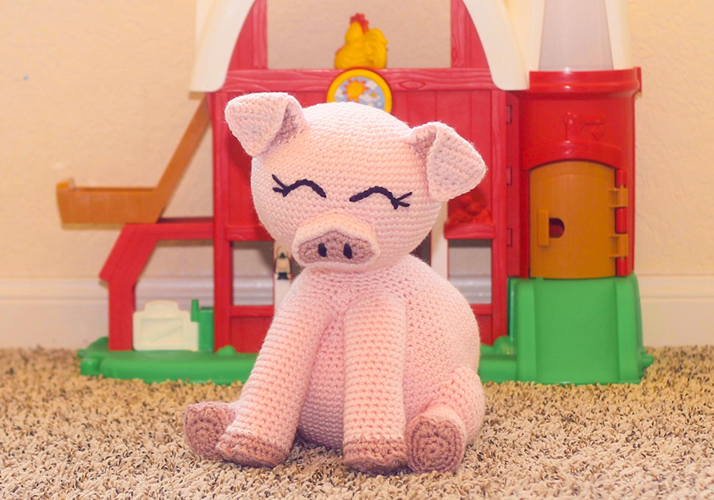 Crochet Family: Daddy Pig,Mummy Pig, Peppa & George | Filtning ... | 1050x1500