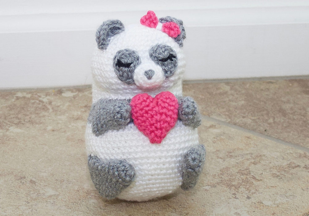 cute panda pudgy pal