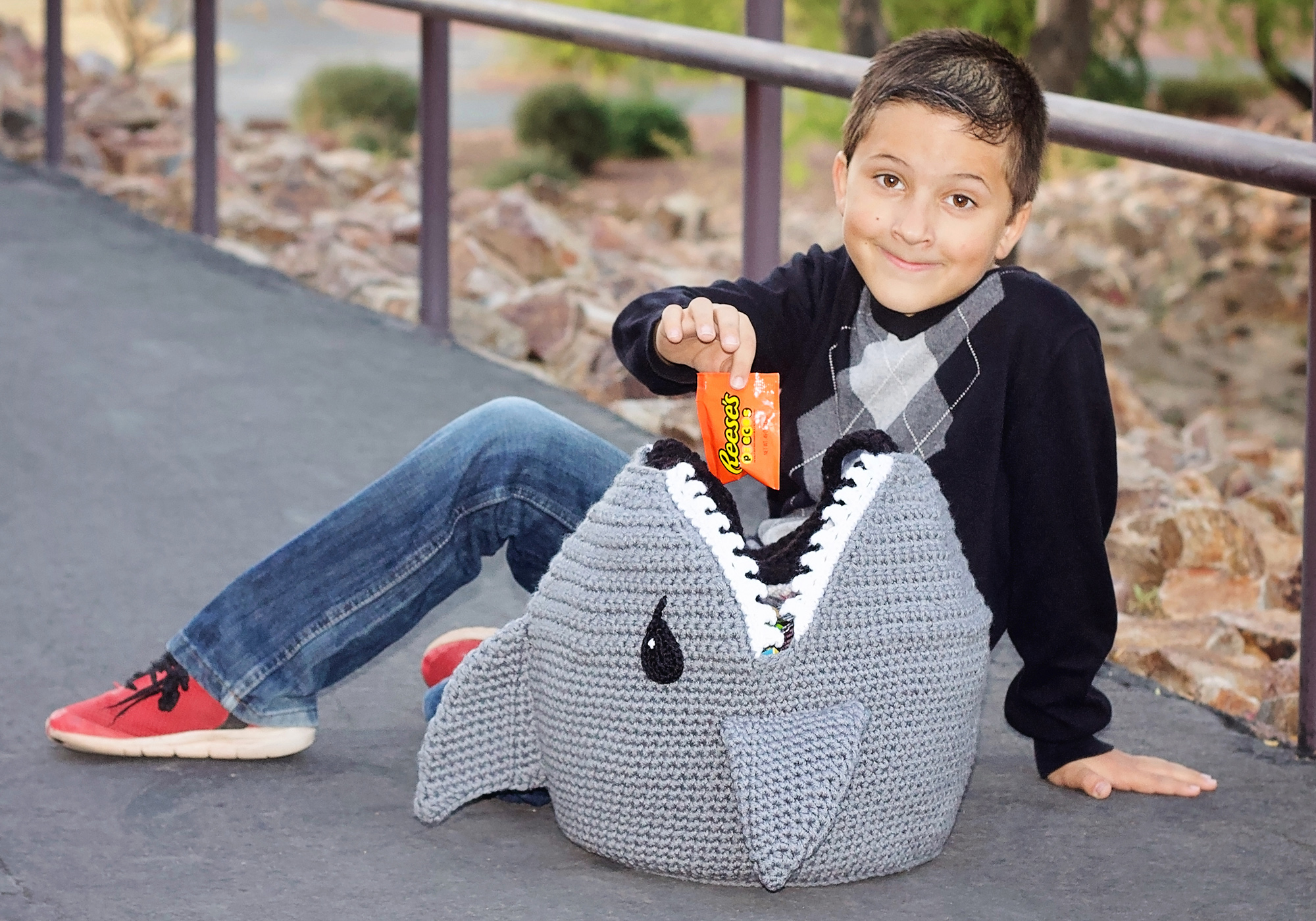 Easy Shark Crochet Pattern