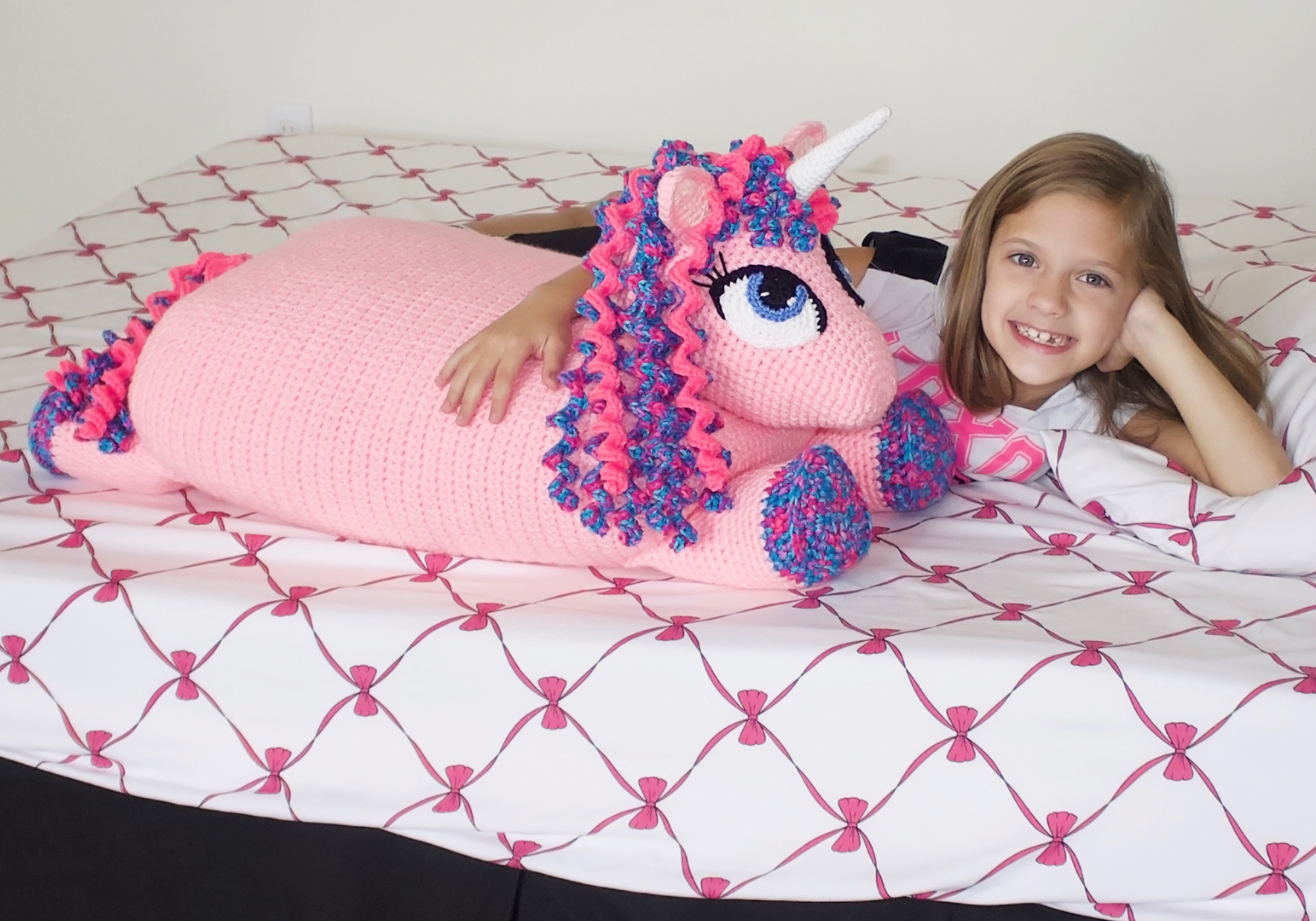 Stuffed Unicorn Toy