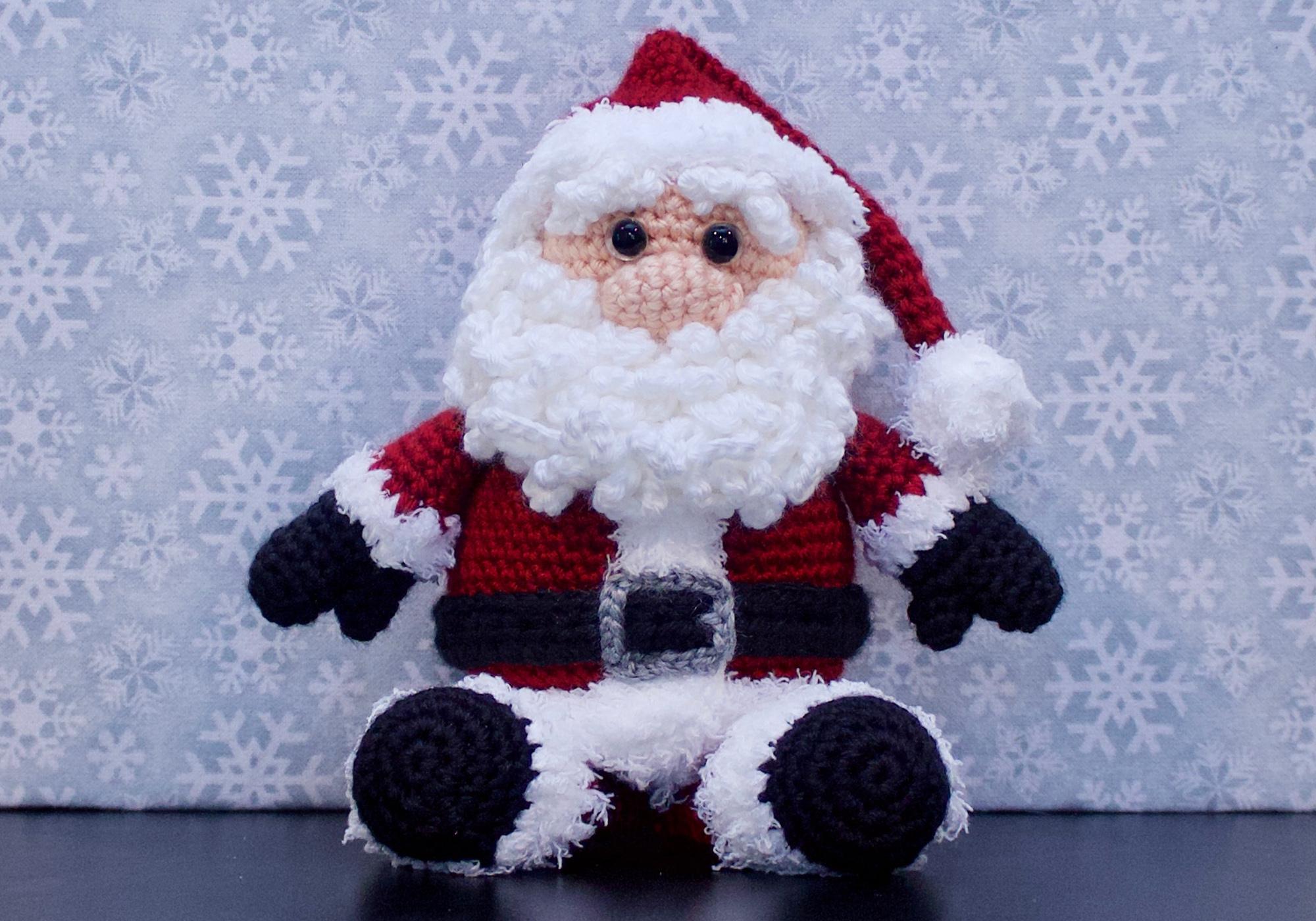 Easy Santa Pattern