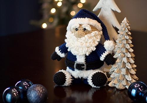 Santa Pudgy Pal