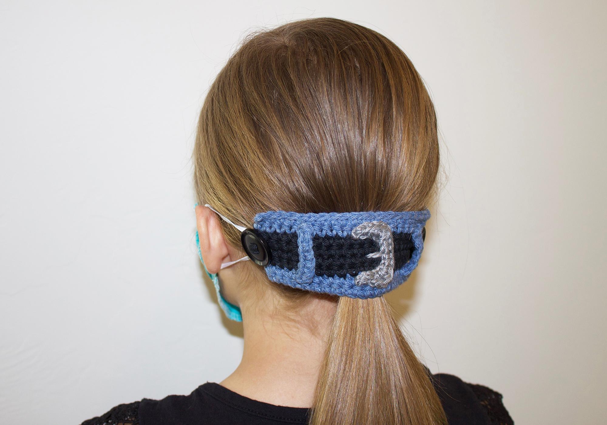Cute Crochet Ear Protector