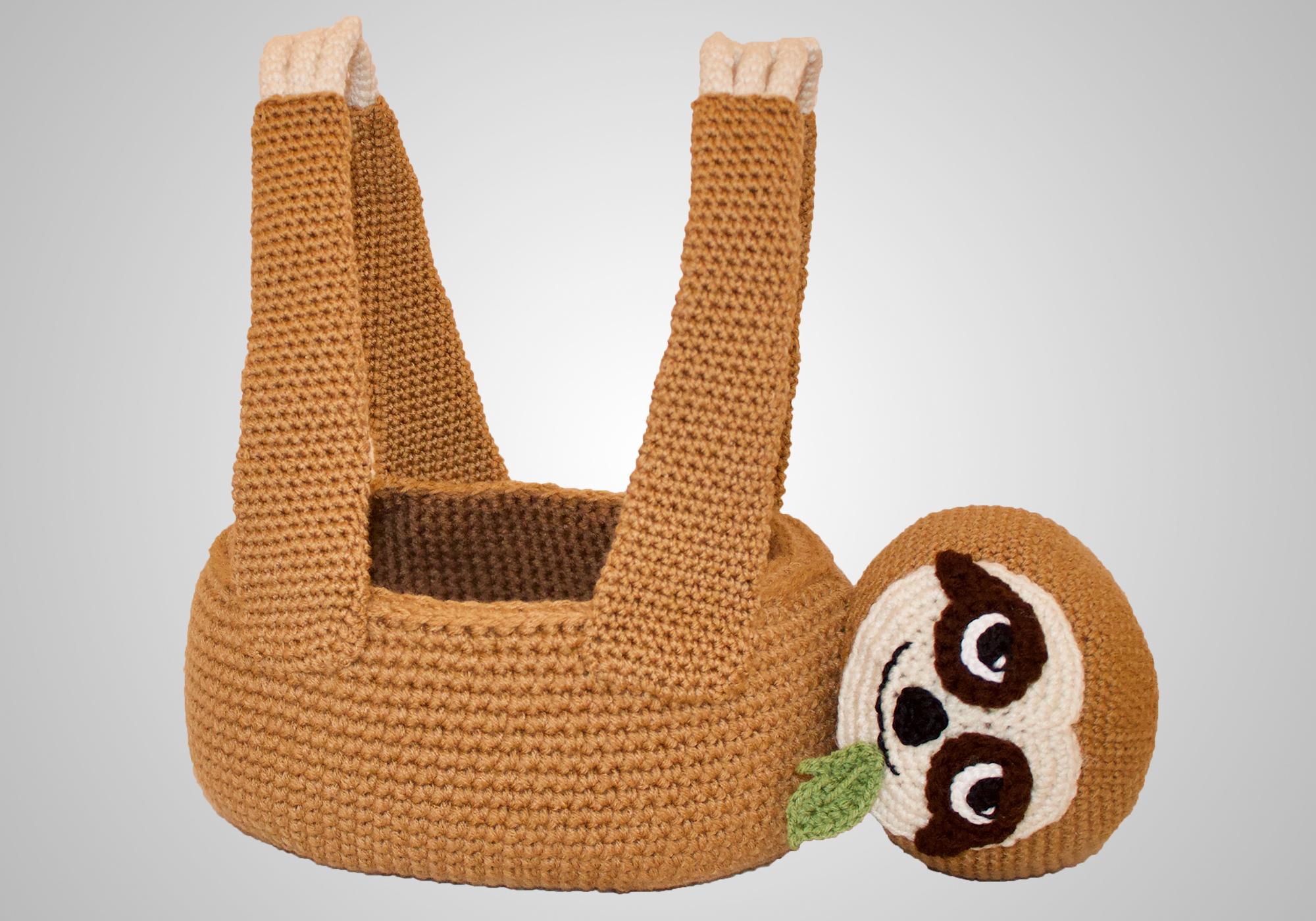 Sloth Toy Organizer