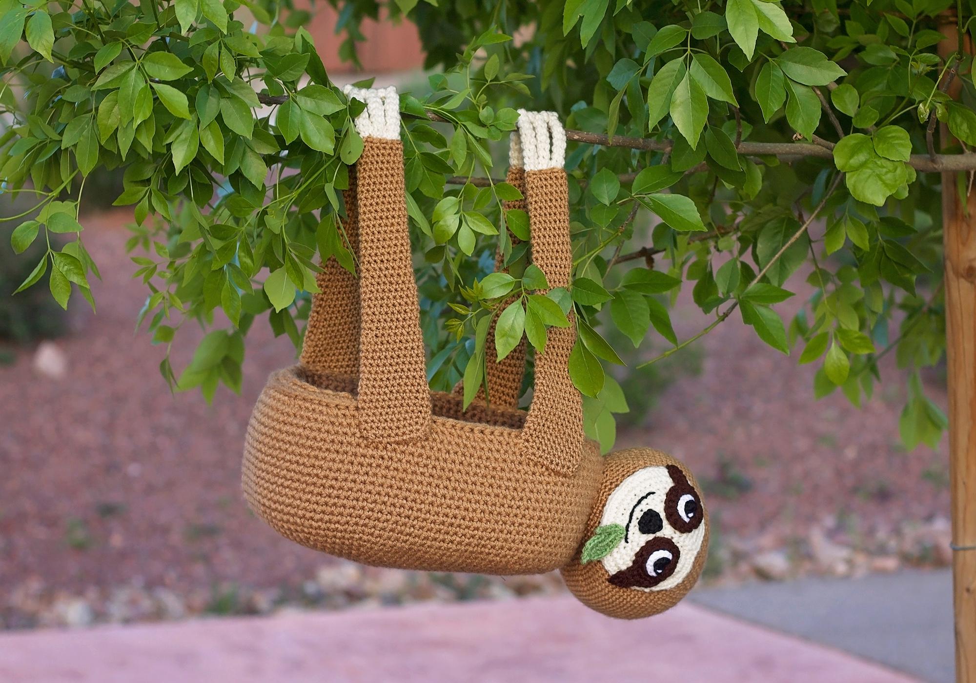 Sloth Bag Pattern