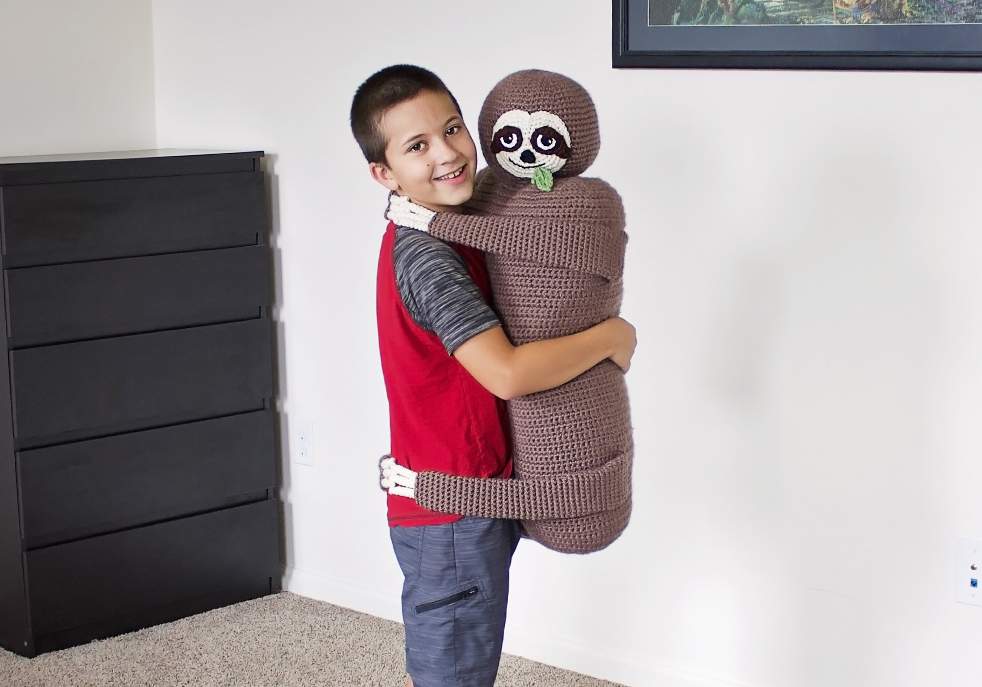 giant sloth toy