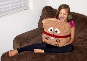 Animal Crochet Toy