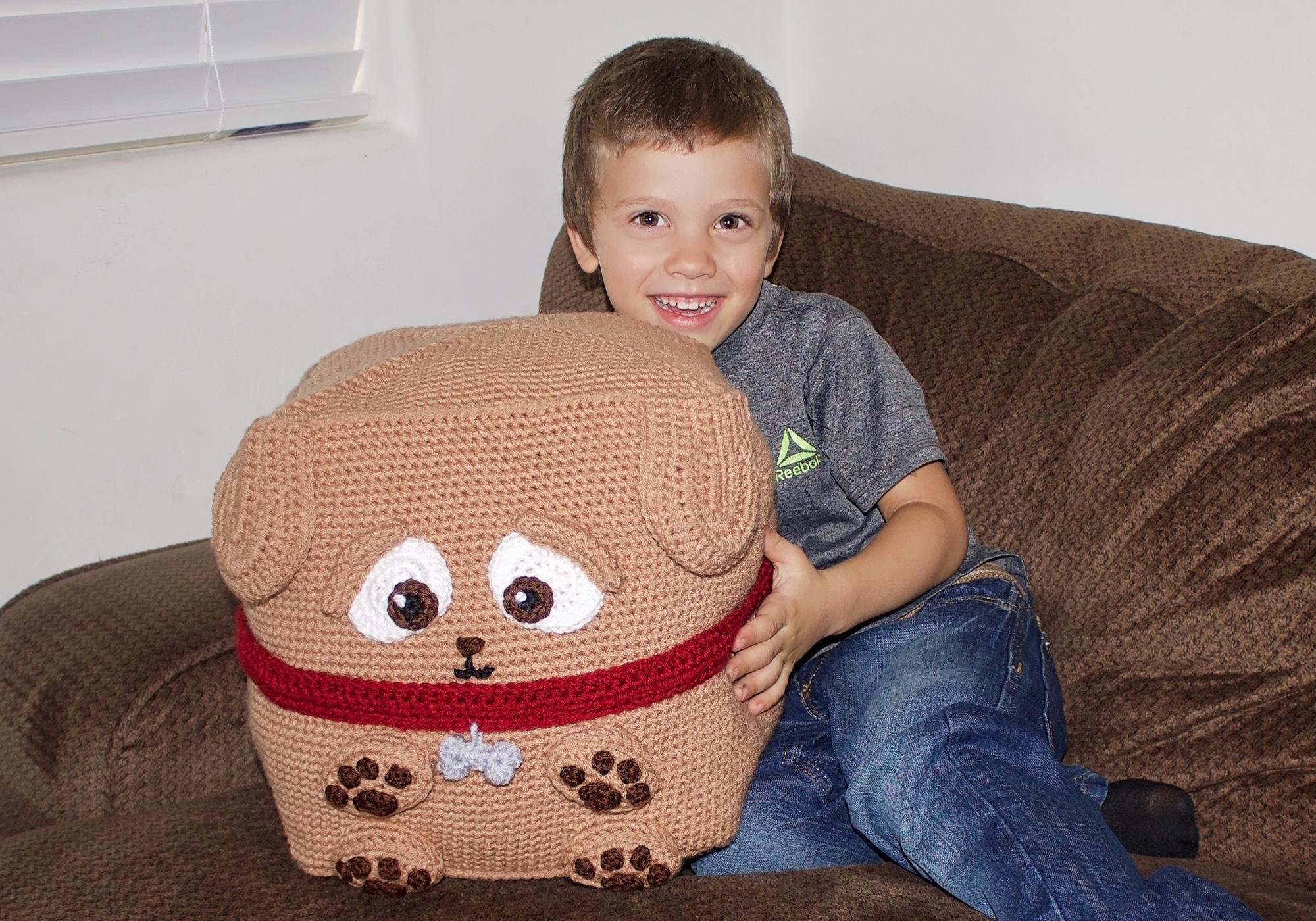 Crochet Puppy Pattern