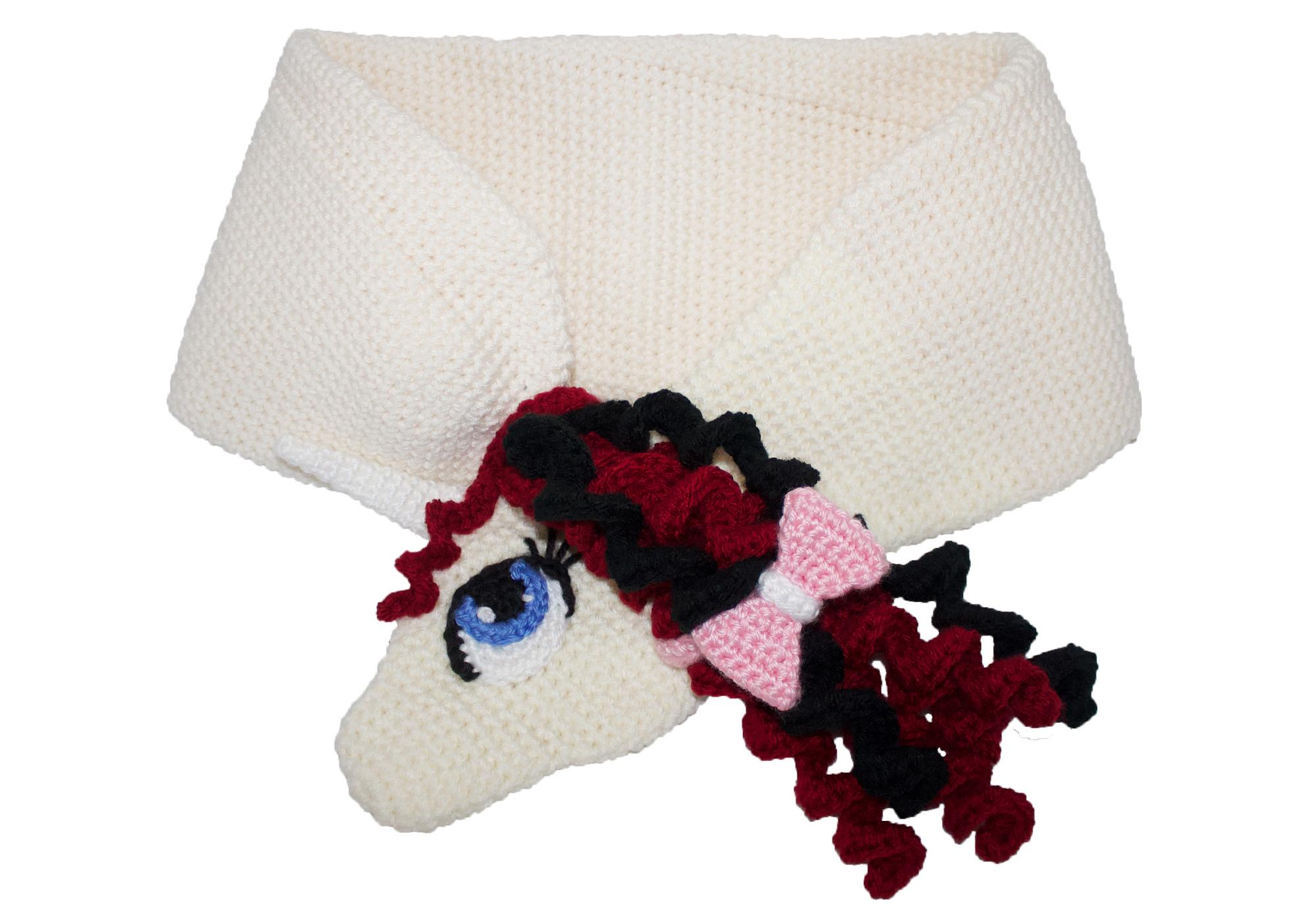 cute unicorn scarf